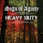 Concert Sign Of Agony si Heavy Duty John's Cafe Deva