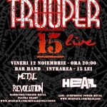 Concert Trooper in club Hand din Iasi