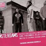 Concert The Amsterdams la GuerriLive Sessions