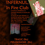 Programul saptamanii in Fire Club include o lanasare de carte