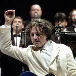 Concert Goran Bregovic la Sala Palatului din Bucuresti