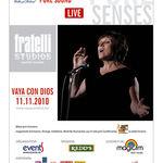 Vaya Con Dios continua serile Pure Senses Pure Sound la Fratelli Studios!