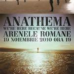 Povestea trupei Anathema scrisa pentru publicul din Romania
