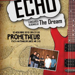 Concert ECHO in Club Prometheus din Bucuresti