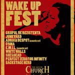 United For Chi in Silver Church: Adi Despot, E.M.I.L, Coma si multi altii