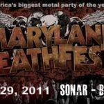 Noi nume confirmate pentru Maryland Deathfest 2011