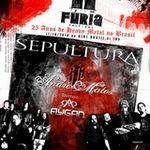 Filmari cu Sepultura si Anthrax in Chile