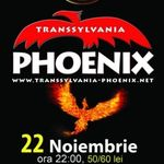 Concert Phoenix in Club My Way din Cluj Napoca