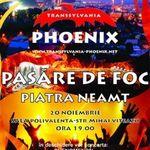 Concert Phoenix la Sala Polivalenta din Piatra Neamt