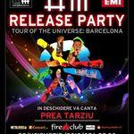 DVD-ul Depeche Mode poate fi cumparat de la petrecerea de lansare
