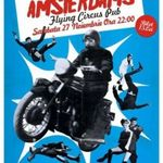 Concert The Amsterdams in Flying Circus Pub din Cluj Napoca
