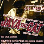 DJ Set cu Geoff (Jaya The Cat) in club Fabrica din Bucuresti