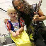 Metallica explica incidentul cu balonul si copilul