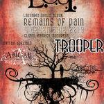 Trooper completeaza lineup-ul concertului de lansare L.O.S.T.