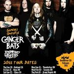 Devildriver pornesc in turneu alaturi de Cancer Bats