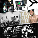ExperiMental Live Sessions la Sala Dalles Bucuresti