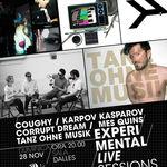 ExperiMental Live Sessions la Sala Dalles Bucuresti