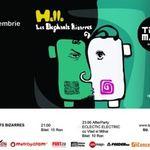 Concert Les Elepjhants Bizarres in Tago Mago Bucuresti