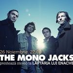 The Mono Jacks concerteaza vineri in Laptarie si la Arenele Romane
