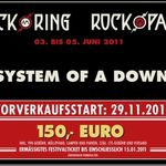 System Of A Down sunt confirmati pentru doua festivaluri