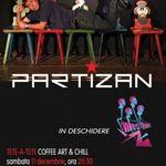 Concert Partizan si Mes Quins in Tete-a-Tete Bucuresti