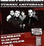 Programul saptamanii in Fire Club Bucuresti