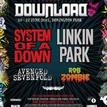 Linkin Park si Rob Zombie confirmati pentru Download 2011
