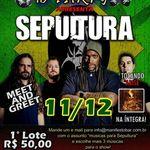Filmari de la repetitiile concertului Sepultura pentru albumul Arise
