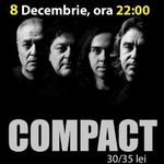 Concert Compact in Club My Way din Cluj Napoca