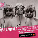 Toulouse Lautrec vin la GuerriLIVE Radio Session