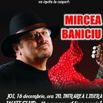 Concert Mircea Baniciu in Watt Club