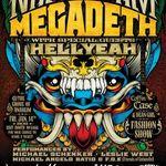 Megadeth si Hellyeah participa la NAMM Jam 2011