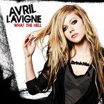 Avril Lavigne dezvaluie coperta single-ului What The Hell