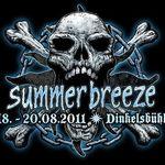 Turisas sunt confirmati pentru Summer Breeze 2011
