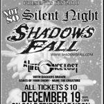 Shadows Fall lucreaza la un nou album