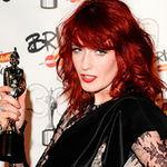 Florence Welch este a treia 'cea mai sexy roscata din lume'