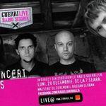 Concert Omul Cu Sobolani la GuerriLIVE Sessions