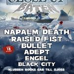 Napalm Death confirmati pentru Close-Up Baten 2011