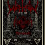 Filmari cu Watain in Chile