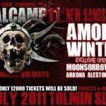 Noi nume confirmate pentru Metalcamp 2011