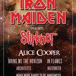Primele concerte Slipknot la Sonisphere 2011 au fost confirmate