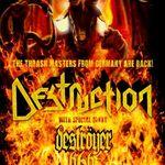 Destruction merg in turneu cu Destroyer 666