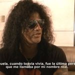 Slash a fost intervievat in Spania (video)