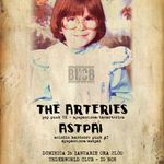 Concert Astpai si The Arteries in club Underworld Bucuresti