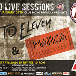 Concert Up To Eleven si Marca Inregistrata la Mojo Live Sessions