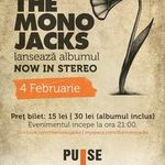 Concert The Mono Jacks in club Pulse Constanta