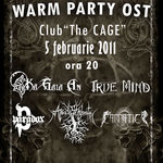 OST Mountain Fest 2011 warm up party in Club Cage