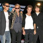 Van Halen inregistreaza cu David Lee Roth