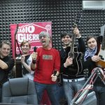 Podcast AB4 la GuerriLive Radio Session