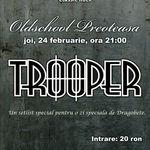 Trooper ofera de Dagobete un cadou rock